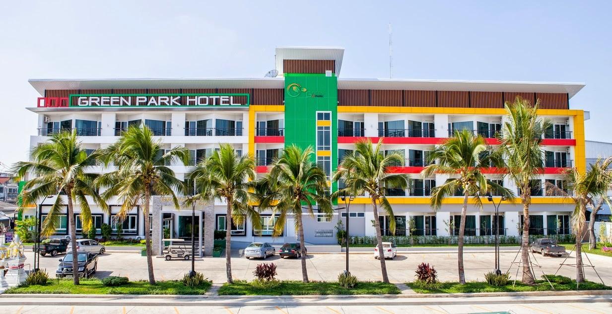 โรงแรม กรีนพาร์ค (Green Park Hotel)
