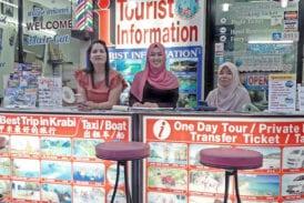 KRABI PETANDAMAN TOUR