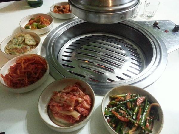 โทดัม ปิ้งย่างเกาหลี