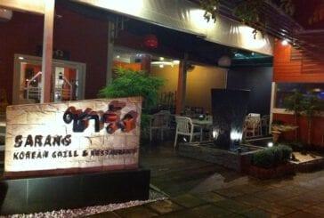 ซารัง (Sarang Korean Grill & Restaurant)
