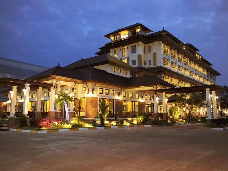 โรงแรมรอยัลนาคาราหนองคาย (Royal Nakhara Hotel Nongkhai)