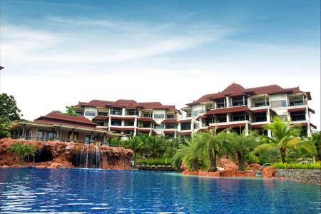 โรงแรมสปริงฟิลด์ วิลเลจ กอล์ฟ แอนด์ สปา (Springfield Village Golf & Spa Hotel)