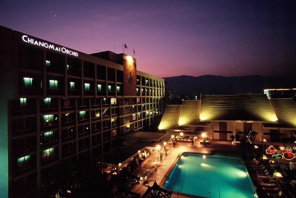 โรงแรมเชียงใหม่ ออร์คิด (Chiang Mai Orchid Hotel)
