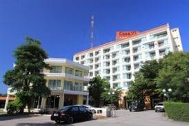 คาซาวีวันเซอวิสอพาร์ตเมนท์ (Caza V1 Serviced Apartment)