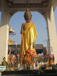 พระพุทธรูปมิ่งเมือง หรือพระพุทธรูปสุวรรณมาลี