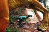 รอยเท้าไดโนเสาร์ นครพนม