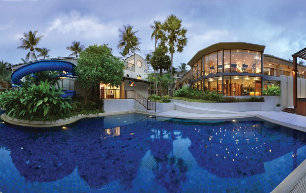 โรงแรมดับเบิ้ลทรี รีสอร์ท โดย ฮิลตัน ภูเก็ต