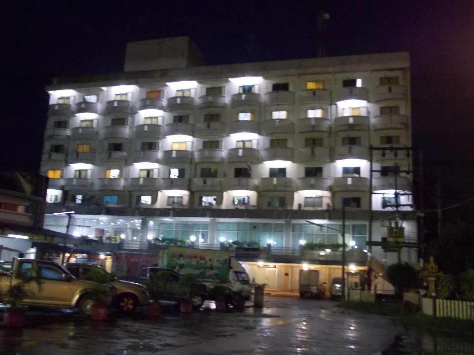โรงแรมยะลาแกรนด์พาเลซ