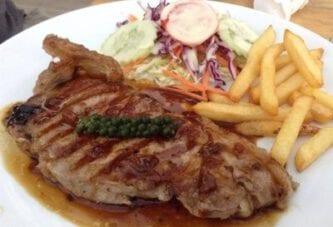 Dyna Steak house