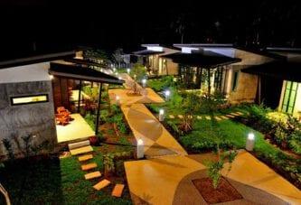 The Gleam resort