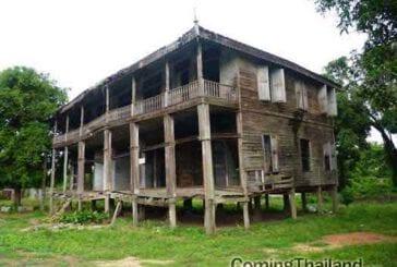 บ้านห้าง ร.5 บ้านคหบดีพม่าผู้ศรัทธาพระศาสนา
