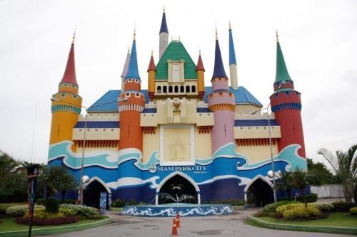 สวนสยาม (Siam Park City)