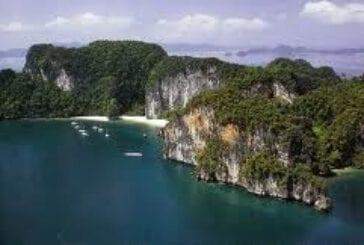 เกาะห้อง ทะเลใน อ่าวนาง:กระบี่