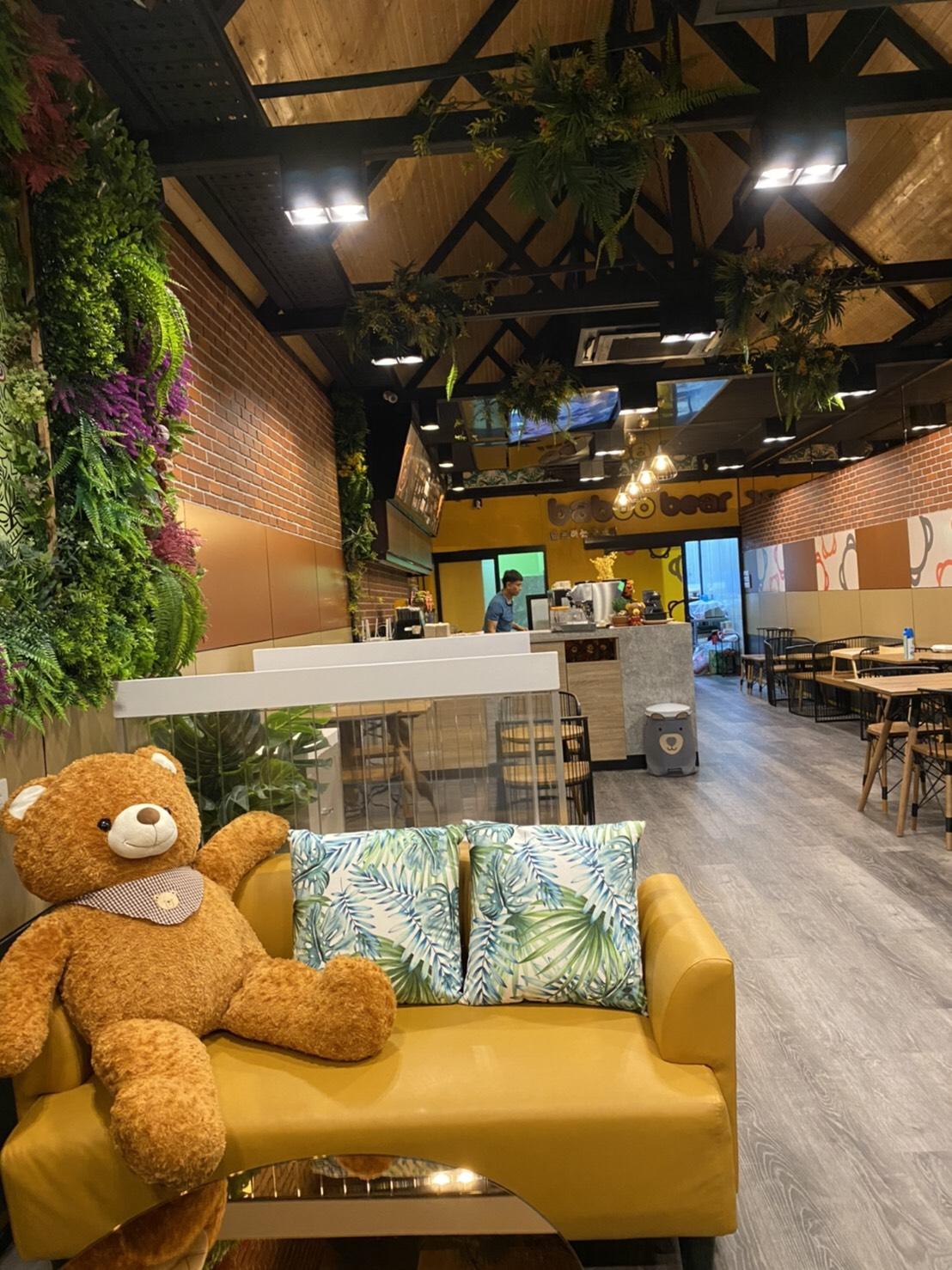 ร้าน baboo bear สาขาสนามชัยเขต